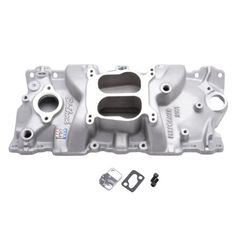 The Edelbrock 2101 and the Edelbrock 2701 are both carbureted, dual-plane intake manifolds that are part of the popular Edelbrock Performer product line. Both of these Edelbrock intake manifolds share … Chevrolet Monza, Chevrolet Blazer, Chevrolet Malibu, Chevrolet Bel Air, Chevrolet Chevelle, Chevy, Bolt Threads, Plane Design, Buick Century