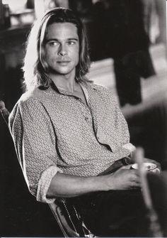 Young Brad Pitt cast as Deramo
