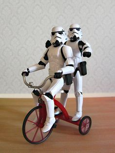 Stormtrooper Action Figures