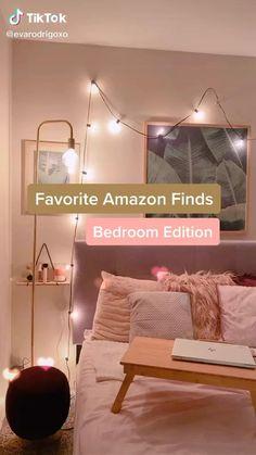 Cute Bedroom Decor, Room Ideas Bedroom, Girls Bedroom, Diy Room Decor, Teenage Room Decor, Bedroom Themes, My New Room, My Room