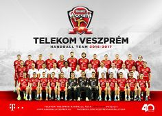 Telekom Veszprém 2016-2017. Movies, Movie Posters, Handball, Film Poster, Films, Popcorn Posters, Film Books, Movie, Film Posters