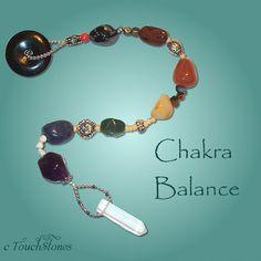 TouchStones - Chakra Meditation Beads, Prayer Beads