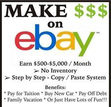 MAKE MONEY ONLINE - WORK FROM HOME - HOME BASED INTERNET WEBSITE BUSINESS