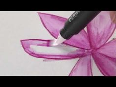 ▶ Derwent Water Brushes - YouTube