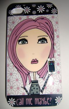 iPhone case 4/4S by michelewithasingleL on Etsy, $32.00