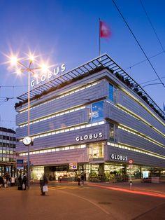 #globus #savoirvivre #departmentstore #store #zürich Broadway Shows, Globe