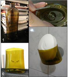 【DIY小學堂_自製經濟實用的肥皂架】  討厭家裡長滿黴菌,而且老是積滿水的肥皂盒嗎?!   阿力哥來分享一下,如何將不要的塑膠罐,變身為可隨時替換的超實用肥皂盒~    Step 1:準備乾淨的廢棄塑膠罐.   Step 2:以刀片切除上半部   Step 3:底部挖孔,保持通風跟瀝水性~   Step 4: 最後可在背後挖洞掛吸盤,或穿上吊繩就完成囉!!!    是不是既省錢又環保?就算髒了也能隨時DIY重製一個,快動手還洗手台一個清爽吧~