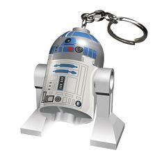Vous ne perdrez plus vos clés avec ce porte-clés R2D2 tout droit venu de l'univers Star Wars !