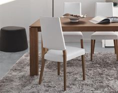 Sandy Modern Dining Chair in Walnut and Leather Effect by Calligaris - See more at: https://www.trendy-products.co.uk/product.php/9387/sandy_modern_dining_chair_in_walnut_and_leather_effect_by_calligaris#sthash.VaQBkDgm.dpuf