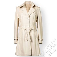 Very very classic and absolutely timeless, this coat will fit any personal style with it's ability to be altered with accessories. The lack of contrasting buttons helps keep the focus on you, not your figure.  I'd recommend this for any body type.