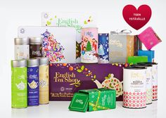 English Tea Shop English, Tea, Christmas, Shopping, Xmas, Navidad, English Language, Noel, Natal