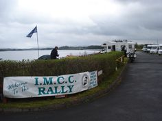 The Irish Motor Caravaners' Club Rally was held at the Lakeside Caravan and Campsite, 24 May 2013. Over 30 members enjoyed water sports activities on Lake Assaroe with food and entertainment in the onsite restaurant.