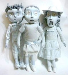 Coraline Doll Pattern Make Your Own Little Me as seen in Coraline Jones, Coraline Doll, Coraline Aesthetic, Easy Halloween Decorations, Halloween Doll, Sewing Dolls, Creepy Dolls, Child Doll, Little My