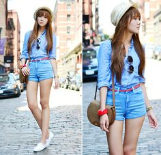 1c5928d5d1 Fourth of July At Soho (by Camille Co) http   lookbook.