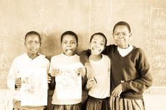 Ruggero Tercelli. Mwika's smiles. Tanzania