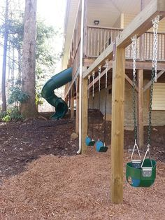 Advice, formulas, also manual with respect to obtaining the most ideal outcome and also creating the optimum use of Outdoor Yard Ideas Backyard Pool Landscaping, Backyard Playground, Backyard For Kids, Landscaping Ideas, Backyard Games, Outdoor Games, Backyard Fort, Backyard Ideas, Deck Slide