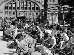 1945 Anhalter Bahnhof
