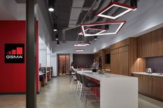 Zenith elevates a simple strip of light into an architectural luminaire. Natural Shapes, Simple Shapes, Linear Lighting, Lighting Design, Linear System, Donut Shape, Open Office, Extruded Aluminum, Light Architecture