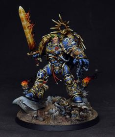 Roboute Guilliman, Lord Commander of the Imperium
