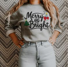 Clothing Co, Vinyl Designs, Lady, Rib Knit, Christmas Sweaters, Sweaters For Women, Unisex, Sweatshirts, Trending Outfits