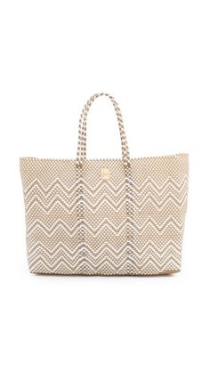 Bday gift for Mom! Joie Louisa Woven Tote