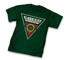 GREEN ARROW LOGO T-SHIRT    #comicbooks #bigbangtheory #sheldoncooper