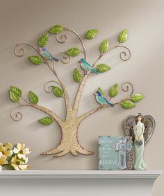 Look at this #zulilyfind! Tree Wall Art by Grasslands Road #zulilyfinds
