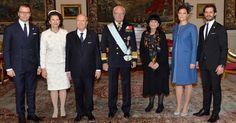 Beim tunesischen Staatsbesuch in Schweden begeisterte sie mit einem Wahnsinns-Auftritt: So elegant haben wir die Schwangere schon lange nicht mehr gesehen.