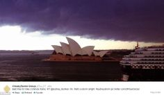 'Apocalyptic' storm front with menacing clouds rolls over Sydney http://dailym.ai/1jSuI7z #DailyMail