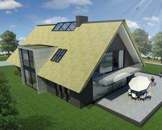 zelfbouwproject Moderne Woonboerderij - Lutten - Zelfbouw in Nederland