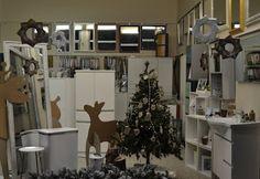 Vetreria Casadei: vetrine Natale 2015