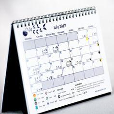 Astrology Desk Calendar 2017 Astro Butterfly by AstroButterfly Page Template, Templates, Astrology Calendar, Planet Signs, Learn Astrology, Calendar 2017, Desk Calendars, Full Moon, Positivity