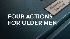 Four actions for older men from Titus Good Wife, Older Men, Inspire Me, Leadership, Action, Group Action
