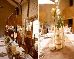 Tableau de mariage in stile rustic chic Our Wedding, Wedding Venues, Wedding Decorations, Table Decorations, Wedding Coordinator, Rustic Chic, Tablescapes, Im Not Perfect, Table Settings
