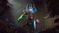 Artanis Heroes of the Storm Starcraft 2, Heroes Of The Storm, Stars Craft, Stone Heart, World Of Warcraft, Game Art, Character Design, Artwork, Battle