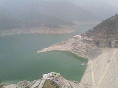 Tehri Dam Lake - Tehri