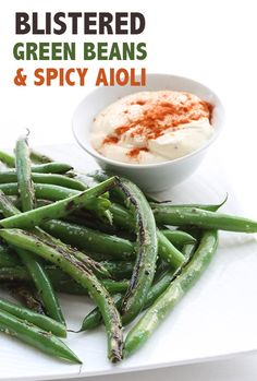 Quickly stir-fried green beans with a homemade paleo aioli dipping sauce. This low carb side dish is better than french fries! I am fortunate to live in one of the best restaurant cities in the wor...