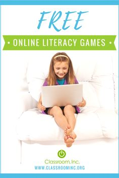 Try our free online literacy games and educator resources that drive real results in the classroom. #teaching #teachingresources #free