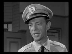 """One of my favorite Barney quotes at 2:15 """"Boy, giraffes are selfish.""""  Barney on Dogs and Giraffes from The Andy Griffith Show"""