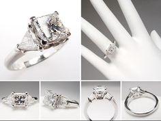2 Carat Diamond Ring | 2 Carat Diamond Ring Solitaire