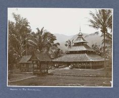 Dutch East Indies, Padang, Art Google, Old Photos, World, House Styles, Painting, Exotic, Old Pictures