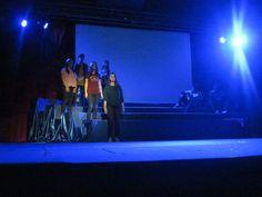 Cena-Teatro #Navidad15 #residenciasekelcastillo