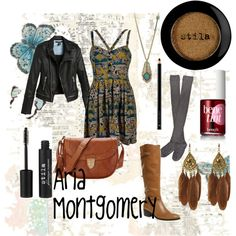 Aria Montgomery- I would totally wear all of these stuff!!!! I am so obsessed with her style. That is so ridiculous!!!!