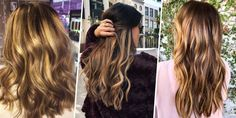 Brunettes, the Tiger Eye Dye Job Is the One You've Been Waiting For  - Seventeen.com