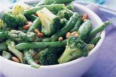 Luxe groene groentemix - Recept - Allerhande