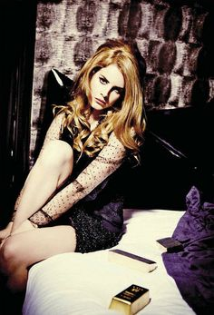 lana del ray. by {this is glamorous}, via Flickr