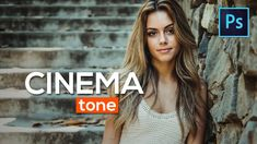 Cinematic Tone for Photography Editing Color Grading Photoshop, Photoshop Editing Tutorials, Learn Photoshop, Photoshop Effects, Photoshop Tutorial, Dramatic Look, Photoshop Illustrator, Color Effect, Photoshop Photography