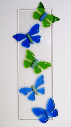 Fused Garden - Gallery of glass work for garden, home and jewellery