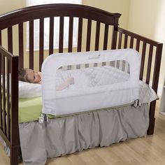 Convertible Cot to Bed Rail $63.96