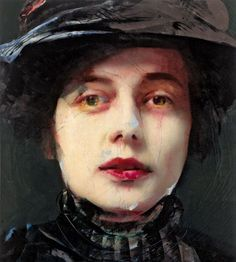 ♀ Painted Art Portraits ♀ Lita Cabellut